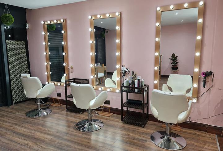 hair dresser salon mill hill