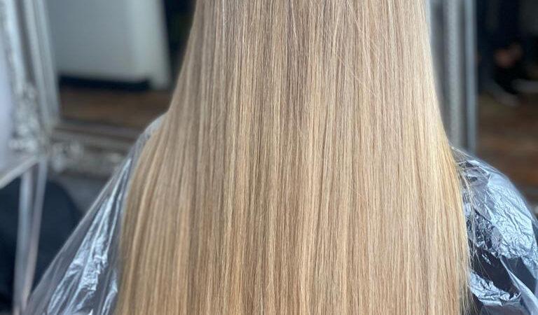 hair dresser london