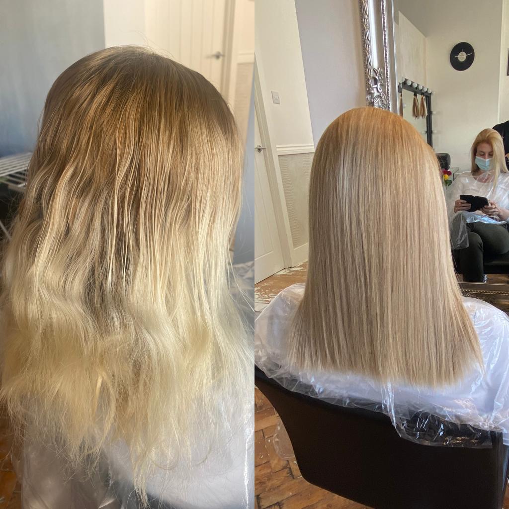professional hair dresser mill hill